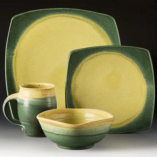Form Dinnerware Materials Stoneware & Ellenbogen   The Marks Project