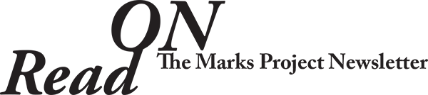read on - the marks project newsletter