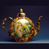 Smithsonian American Art Museum Museum purchase through the Howard Kottler Endowment for Ceramic Art