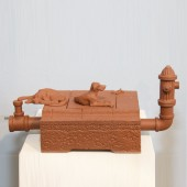 """TeaTime: Annual National Invitational,"" 2014, Clay Art Center, Port Chester, New York"