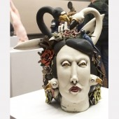 Courtesy Ceramic Sculpture Culture, Unifying the Narrative Figure, NCECA 2018.
