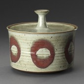 Everson Museum of Art Collection, Purchase Prize gift of Homer Laughlin China Co., 18th Ceramic National, 1954
